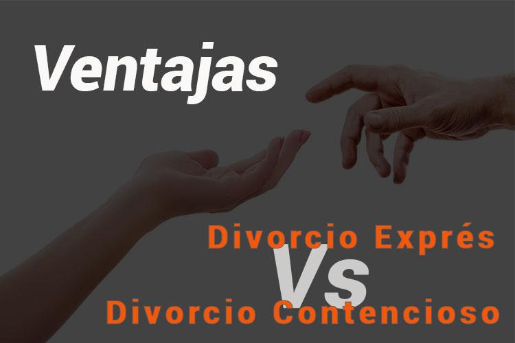 ventajas divorcio mutuo acuerdo contencioso imagen